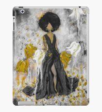 Der Queen Black and Gold iPad Case/Skin