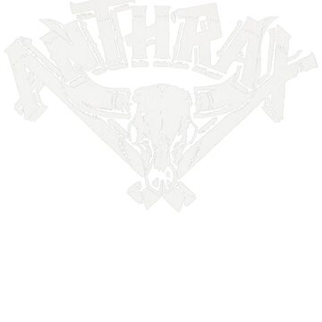 Anthrax Rare Logo by tomastich85