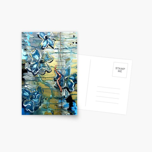 Serpens serpentis Postcard