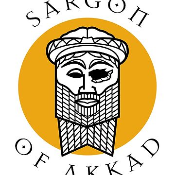 Sargon of Akkad by Grafiker