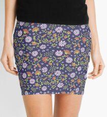 Folky Floral Mini Skirt
