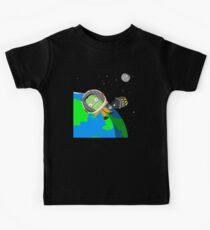 Jebediah's Spacewalk Kids Tee