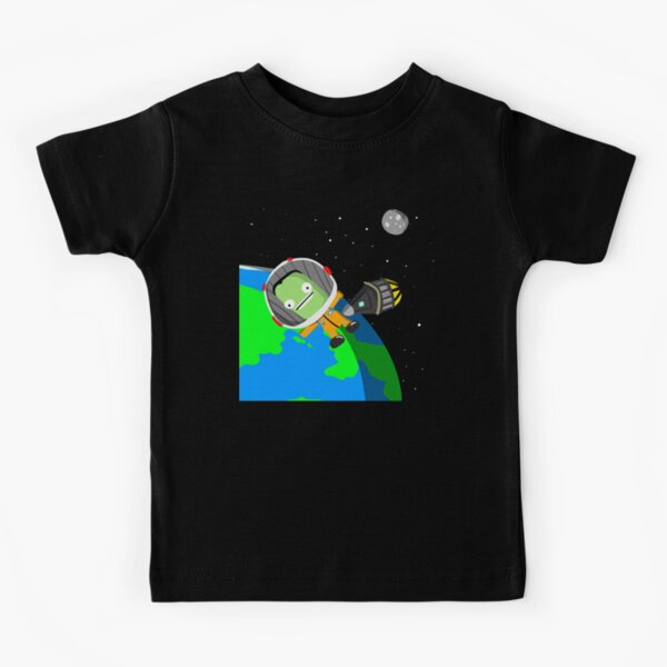 Jebediah's Spacewalk Kids T-Shirt