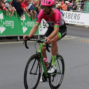 Taylor Phinney - Tour of Britain 2018 by MelTho