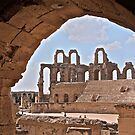 El-Jem, Tunisia, North Africa by dhphotography