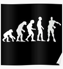Entwicklung der Spieler | Floss Dance Poster