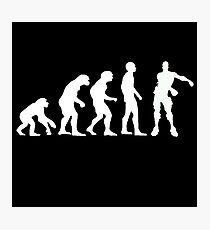 Evolution of Gamers | Floss Dance  Photographic Print