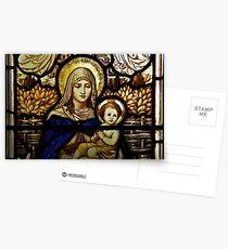 Mary's Window Postcards