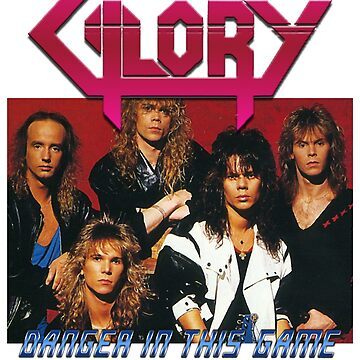 Glory Danger in This Game - AOR Band by tomastich85