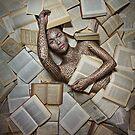 Book lover by jamari  lior