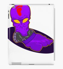 The Foot( Soldier) iPad Case/Skin