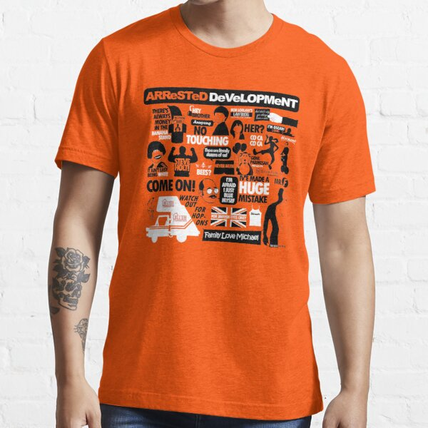 Arrested Development Camiseta esencial