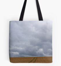 Tweed Field Tote Bag