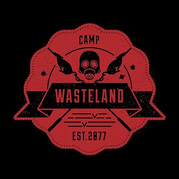 Camp Wasteland by visualcraftsman