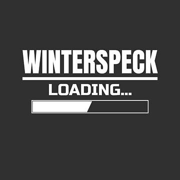 Winter Speck Loading! Fuck Bikinifigur Dick by Team150Designz
