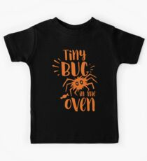 Halloween T-Shirts & Gifts: Tiny Bug In The Oven Kids Tee