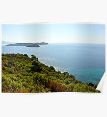 SKIATHOS - Greece Poster