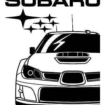 SUBARU by CUTOCARS