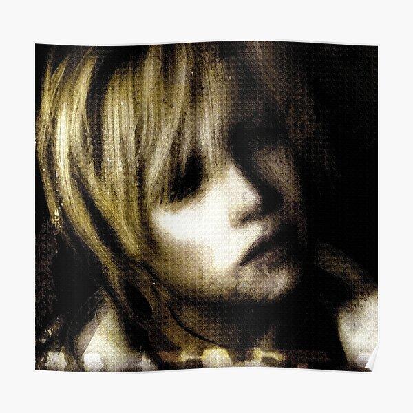 Heather Silent Hill 3 Póster