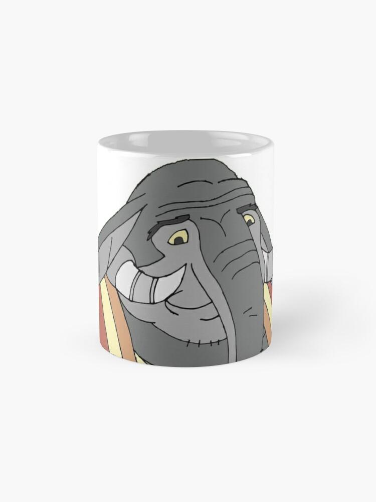 "Alternate view of Thundercats: Anet ""Digital"" Art Work Mugs"