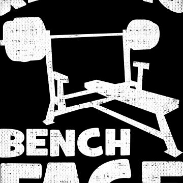 Resting Bench Face by mchanfitness