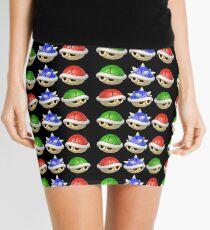 Mario Kart items- Shells Mini Skirt