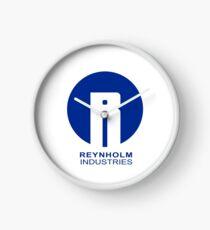 Reynholm Industries Clock