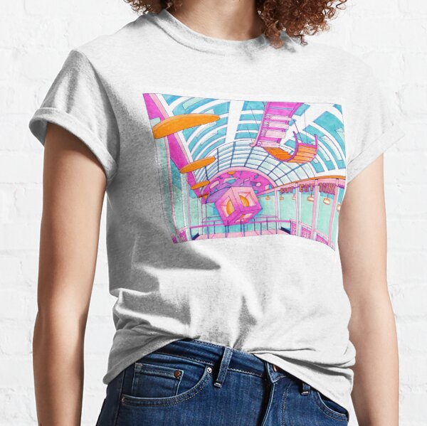 Consume and be Happy Classic T-Shirt