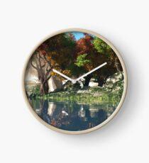 Autumnal Clock