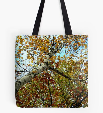 The View Above Tote Bag