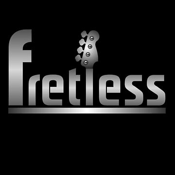 Fretless silver color by barminam