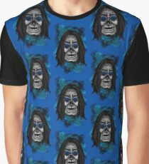 Errorface Skull Icons - Ozzy Graphic T-Shirt