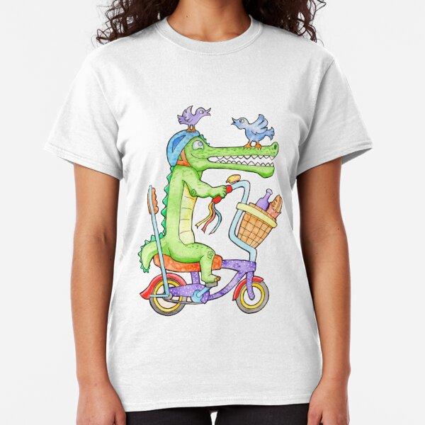 Cruising Gator and Friends Classic T-Shirt