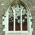 Church Window no.2 by Orla Cahill Photography