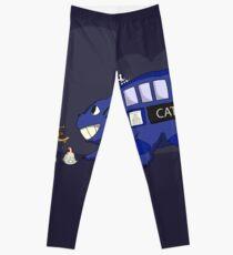 Doctor Totoro Leggings