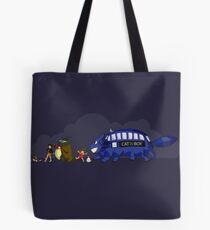 Doctor Totoro Tote Bag