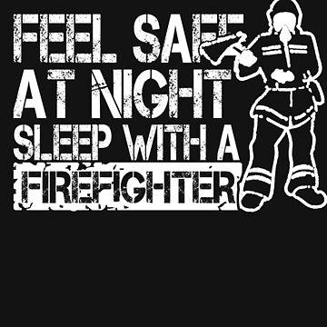 Firefighter - Fun saying by Myriala