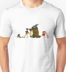 Doctor Totoro Unisex T-Shirt