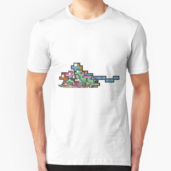 Tinysaurs, the tiny dinosaurs! Slim Fit T-Shirt