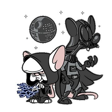 Darkside Pinky & Brain by nphillyp