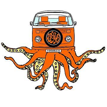 Octobus by FunkyDreadman
