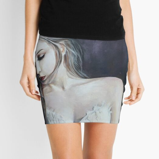 Self Portrait Mini Skirt