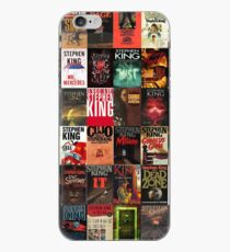 Stephen King - Book Covers iPhone Case