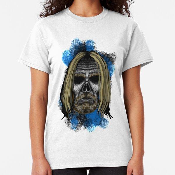 Errorface Skull Icons - Iggy Classic T-Shirt
