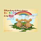 Rainbow in My Heart by Ann12art