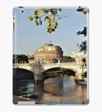 View Over The Tiber iPad Case/Skin