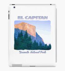 El Capitan - Yosemite Valley, Yosemite National Park, California iPad Case/Skin
