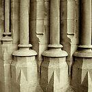 Church Pillars by Orla Cahill Photography