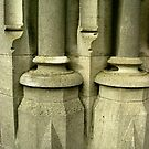 Stone Pillars by Orla Cahill Photography