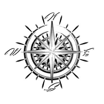 Nautical compass by FejuLegacy